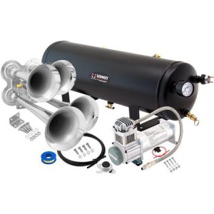 Vixen Horns VXO8330 Onboard Air Compressor Review