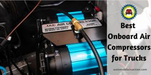 best on board air compressors for truck