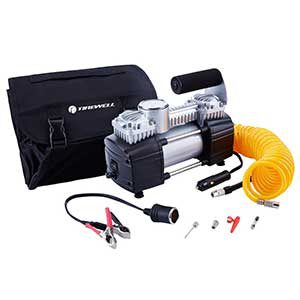 GSPSCN 12V Portable Air Compressor for Jeep Review